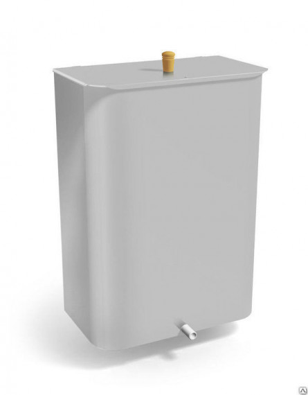 Бак навесной Радуга 55 литров AISI 430 1мм