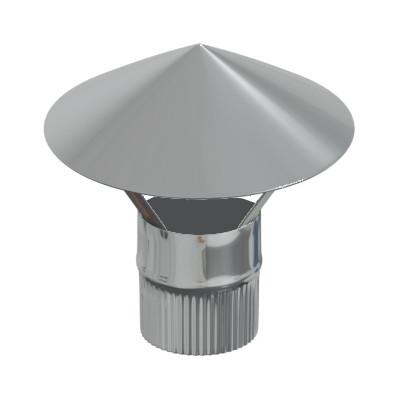 Зонт нержавейка 200 мм, AISI 321, 0,8 мм