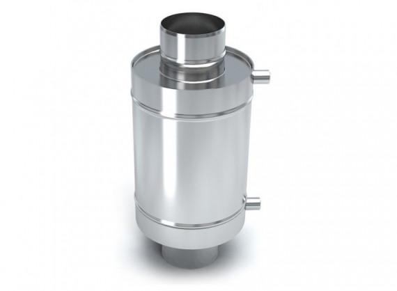 Теплообменник Ф-115, 4л, 7л, 12л, AISI 439/0,8мм 12 литров