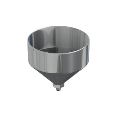 Конденсатосборник для моно труб 150 мм, 0.5 мм, AISI 321