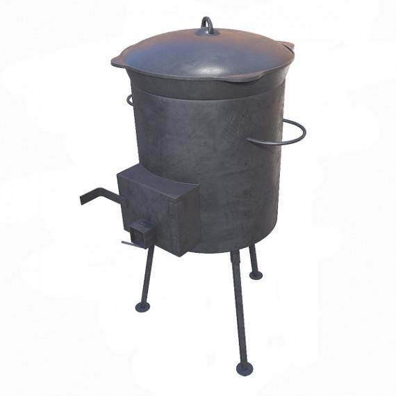 Печь под казан СВИД 8-12 литров без казана