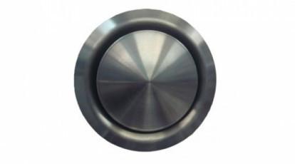 Круглый приточный диффузор из нержавеющей стали