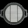 Решетка чугунная Гриль (Барбекю) 380 мм